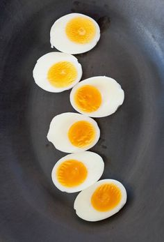 The easiest method and recipe for boiled eggs. With instructions for making hard-boiled OR soft-boiled eggs, runny to firm.