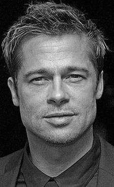 Brad Pitt Acne Scars Lesson