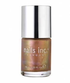 Nails Inc - Mortimer Street (Iridescent Rose Gold)