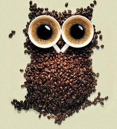 Um cafézinho pra acordar :P