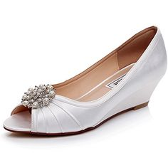 LUXVEER Ivory Wedding Shoes ,Low Heels Wedge 2 inch-EU35 ... https://www.amazon.com/dp/B01N09MVZJ/ref=cm_sw_r_pi_dp_x_OVWHybMQCN391