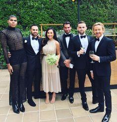 Rich Kids of Beverly Hills' Morgan Stewart weds Brendan Fitzpatrick | Daily Mail Online