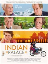 #IndianPalace , great movie, great performances, so british ! love it