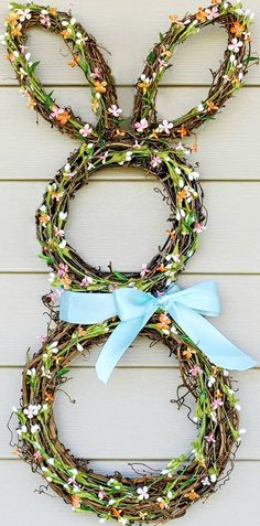 Bunny Wreath Tutorial