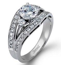 #Simon G Engagement #Ring