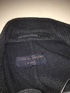6ef5e2e664a Comme des Garcons Jacket Coats 100% Cotton Size m - Heavy Coats for Sale -.  Grailed