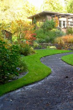 Your garden could be a small one, but you can easily treat your garden as an extension of your living zone. It will add an all-new dimension and immense value to your home. Get Some, Sidewalk, Awesome, Garden, Blog, House, Lawn And Garden, Sidewalks, Gardens