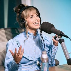 From Mel's new interview! She's a cutie. Melanie Martinez Style, Melanie Martinez Drawings, Crybaby Melanie Martinez, Cry Baby, Selena Taylor, Adele, Sending Love And Light, My Love, She Song