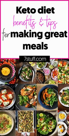 Keto diet meals made easy