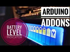 Arduino Addons: Battery Level Indicator © GPL3+ A realtime battery indicator for your project without extra components or using any analog I/Os.