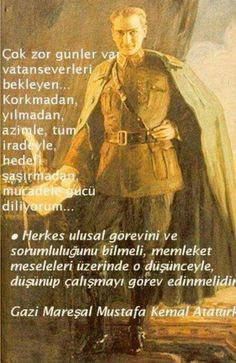 Atam Turkish People, Great Leaders, World Peace, Karma, My Hero, Mythology, Istanbul, History, Pictures