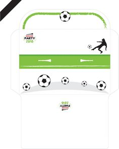 Kids Soccer Party