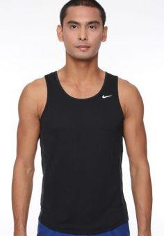 NIKE - Men's clothing  http://www.zalora.com.ph/AS-MILER-SINGLET-29742.html
