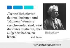 ein nettes Zitat von Mark Twain