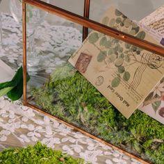 Preserved Short moss pole moss Natural Green 20x50cm for DIY image 4 Moss Centerpieces, Card Box Wedding, Wedding Ideas, Gift Card Boxes, Moss Terrarium, Moss Wall, Cute Frames, Moss Garden, Beautiful Fairies