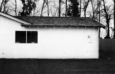Lewis Baltz Tract House no. 7, 1971 From the series The Tract Houses