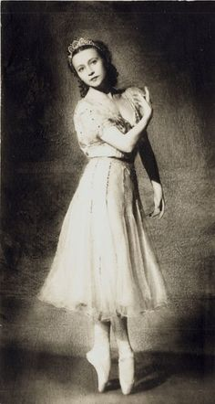 Galina Ulanova as Juliet # Bolshoi photo archives … More
