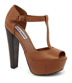 Steve Madden Dyvine Platform Sandals | Dillard's Mobile