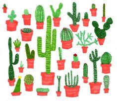 THOM MILSON - Cacti