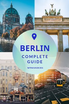 Berlin: My favourite places to sleep, eat and see - make sure not to miss these tips and recommendations! Top Travel Destinations, Europe Travel Tips, Travel Guides, Places To Travel, Places To Go, Traveling Europe, Travel Things, Travel Plan, Visit Germany