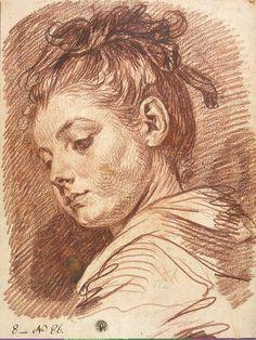 Жан-Батист Грез (Jean-Baptiste Greuze, 1725-1805, French painter) | Рисунки 2. Обсуждение на LiveInternet - Российский Сервис Онлайн-Дневников