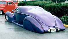 Lincoln Zephyr...now that's a LOW rider!