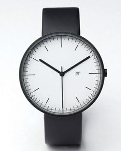 Need Supply Co. / Uniform Wares / 200 Series PVD Black/Black