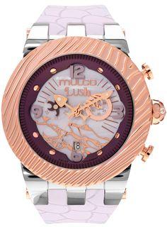 Reloj #Mulco Colección Lush Fish Color Lavanda MW5-2365-513