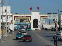 Port of Tangiers Tangier Morocco, Africa, Street View, English, City, Places, Photos, Travel, Signs