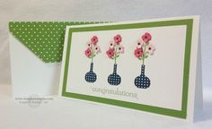 BItty Blooms  Itty Bitty Flower Punch.  Great Card!!