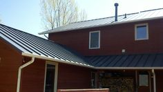 Best Metal Roofing For The Home Metal Roof Colors Metal 640 x 480