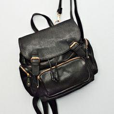 Street Level Backpack www.donavonbentley.com