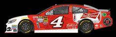 Kevin Harvick Daytona 500 Scheme | 2014 NASCAR Sprint Cup Series Paint Schemes | Pinterest | Kevin harvick, Kevin o'leary and Schemes