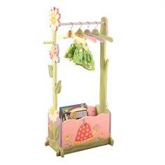 Magic Garden Valet Rack, Pretend & Dress Up