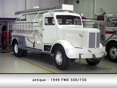 American LaFrance 900 series engine | chicagoareafire.com