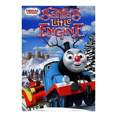Thomas & Friends Santa's Little Engine DVD
