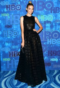 Emmys 2016: All the Afterparty and Pre-Party Dresses You Didn't See - Jaime King in a shimmery black dress
