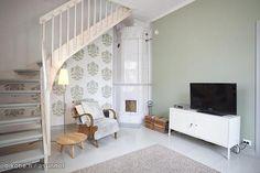 Finnish wooden house