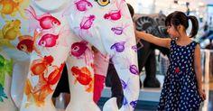 Elephant Parade em Floripa