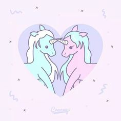 Unicorns wallpaper ❤ unicornios