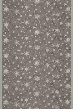 Textile, Snowflakes, 1952–1957