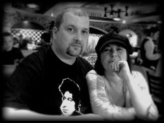 Me and Diane  Frankie & Bennys Wigan 2012
