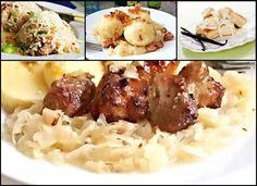 """Další nostalgické vpomínání na pokrmy z totalitního jídelníčku. V tomto článku uvádíme druhou část receptů naší české kuchyně, které zůstaly v našich srdcích i domácnostech, některé i na jídelníčcích současných restaurací a hospod. Ovšem část jich byla zatlačena do pozadí po revoluci otevřenými fast foody či vietnamskými bistry rychlého občerstvení, část pokrmů tradiční české kuchyně pak """"padla za vlast"""" díky moderním trendům zdravého stravování."""