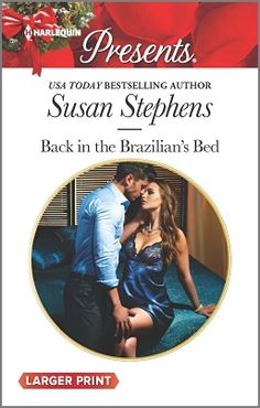 In Back in the Brazilian's Bed by Susan Stephens, Event planner Karina Marcelos has risen to the top of her field trying to forget lothario polo player Dante Barracca. Ten years ago he took h… Used Books, Romance Books, First Night, Ebook Pdf, Bestselling Author, Chemistry, Ebooks, This Book, How To Plan