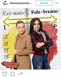 Adventures in Babysitting - Remake starring Sabrina Carpenter & Sofia CarsonWOW! I only see Sabrina like Maya and NOT a rule maker XD