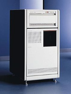 MicroVAX 3600 - The MicroVAX series helped propel DEC to being the #2 computer company in the late 1980's, second only to IBM
