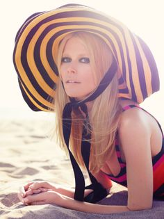 Claudia Schiffer for Harper's Bazaar UK July 2011 by Horst Diekgerdes