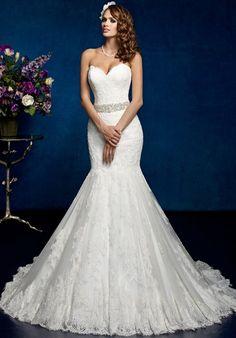 KITTYCHEN VIENNA, K1307 Mermaid Wedding Dress
