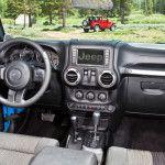 2016 Jeep Wrangler Interior