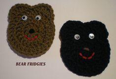 Ravelry: Bear Accessories pattern by Vicki Mikulak